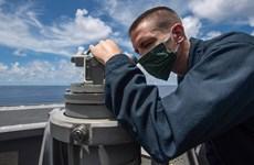Mỹ tăng cường năng lực tác chiến điện tử ở Biển Đông