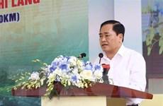 Ông Hồ Tiến Thiệu được bầu làm Chủ tịch tỉnh Lạng Sơn