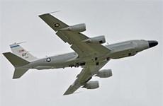 Mỹ điều máy bay trinh sát bay qua Bán đảo Triều Tiên