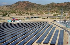Giải pháp hỗ trợ vận hành các nhà máy điện Mặt Trời