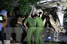 Thăm hỏi, động viên nạn nhân vụ tai nạn nghiêm trọng tại Bình Thuận