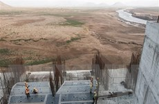 Lãnh đạo AU họp giải quyết bất đồng về đập thủy điện Đại Phục Hưng