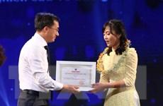 VietnamPlus đoạt giải Nhì cuộc thi viết 'Sự hy sinh thầm lặng'