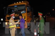 Tăng cường xử lý vi phạm an toàn giao thông vào buổi đêm
