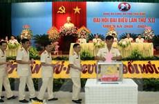 Đảng bộ Công an tỉnh Thái Bình thí điểm bầu trực tiếp bí thư