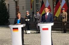 Đức và Ba Lan muốn có 'la bàn chiến lược' cho châu Âu