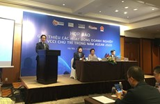Nhiều hoạt động doanh nghiệp diễn ra trong năm ASEAN 2020