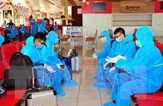 Đưa gần 270 công dân Việt Nam từ Cuba và Đức về nước an toàn
