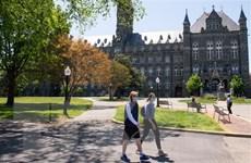 Tân sinh viên sẽ không được vào Mỹ nếu học trực tuyến hoàn toàn