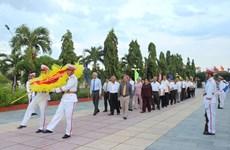 Tổ chức giỗ chung hơn 6.000 liệt sỹ tại Nghĩa trang Liệt sỹ Phú Yên
