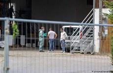 Đức phong tỏa một trang trại khoảng 500 công nhân thời vụ