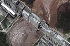 Hoãn đàm phán ba bên về đập thủy điện Đại Phục Hưng ở Ethiopia