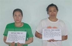Lạng Sơn: Bắt 2 đối tượng đưa 9 người nước ngoài nhập cảnh trái phép