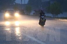 Bắc Bộ mưa lớn, vùng núi Nghệ An đến Quảng Trị nắng nóng gay gắt