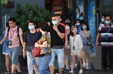 Đà suy thoái của kinh tế Hong Kong chậm lại trong quý 2