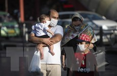 Số ca nhiễm mới tăng cao, Iran sắp vượt mốc 300.000 người nhiễm bệnh