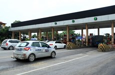 Giảm án cho 2 bị cáo gây rối ở Trạm thu phí BOT Bắc Thăng Long-Nội Bài