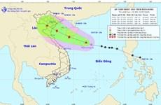 Áp thấp nhiệt đới khả năng mạnh lên thành bão trong 24 giờ tới