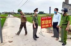 Thái Bình, Nam Định triển khai nhiệm vụ cấp bách phòng, chống COVID-19