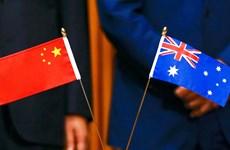 Hoạt động thương mại Australia-Trung Quốc tăng mạnh nửa đầu năm