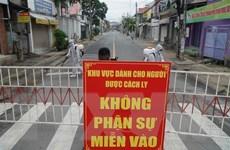 Đà Nẵng cách ly y tế đối với Trung tâm Y tế quận Hải Châu