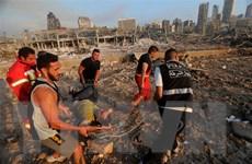 Tình trạng sức khỏe công dân Việt bị thương ở Liban đã ổn định