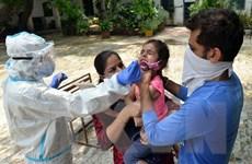 Số ca nhiễm virus SARS CoV-2 tại Ấn Độ vượt ngưỡng 2 triệu