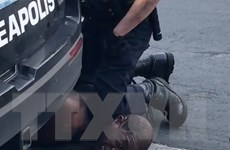 Cảnh sát New York kiện luật mới cấm hành vi chẹt cổ nghi phạm