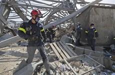 Cộng đồng quốc tế cam kết hỗ trợ khẩn cấp Liban 250 triệu euro
