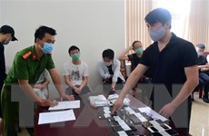Thừa Thiên-Huế: Phát hiện nhóm người nước ngoài vi phạm pháp luật