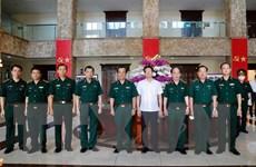 Bộ đội Biên phòng góp phần vào thành công phòng, chống dịch