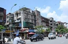 Cải tạo các khu chung cư cũ: Gỡ khó ngay từ chính sách