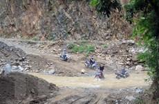 Nguy cơ lũ quét và sạt lở đất tại các tỉnh miền núi Bắc Bộ