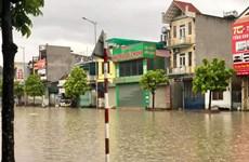 Quảng Ninh: Mưa lớn gây sạt lở đất ở nhiều nơi, 2 người bị thương