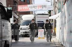 Hàn Quốc: Ổ dịch COVID-19 tại Nhà thờ Sarang Jeil gây lo ngại
