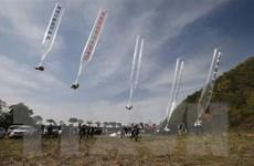 LHQ hối thúc Hàn Quốc cân nhắc cấm rải truyền đơn chống Triều Tiên
