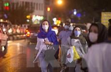 Hơn 20.000 ca tử vong do COVID-19 tại Iran trong vòng 6 tháng qua