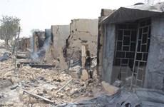 Bắt cóc hàng trăm con tin ở một thị trấn miền Đông Bắc Nigeria
