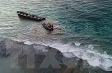 Bài học cho châu Phi từ thảm họa tràn dầu tại Mauritius