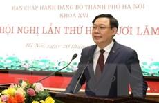 Hà Nội tận dụng khoa học, công nghệ để phát triển đột phá