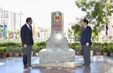 Việt Nam-Trung Quốc kỷ niệm 20 năm ký Hiệp ước Biên giới