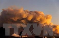 Mỹ triển khai quân đội hỗ trợ ứng phó cháy rừng tại bang California
