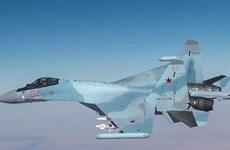 Chiến đấu cơ của Nga chặn máy bay do thám trên Biển Baltic