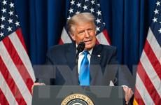 Bầu cử Mỹ: Ông Trump cam kết xây dựng lại nền kinh tế hậu COVID-19