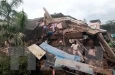 Sập nhà ở Ấn Độ: Giải cứu thành công hơn 60 người