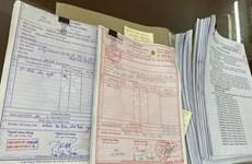 Thanh Hóa: Bắt giữ ba đối tượng mua bán hóa đơn giá trị gia tăng