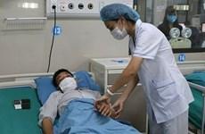 Cấp cứu thành công bệnh nhân bị sốc phản vệ nặng do bị kiến đốt