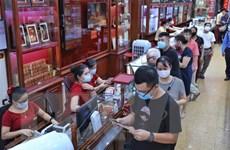 Doanh số mua vàng tại Thành phố Hồ Chí Minh tăng tới 51%
