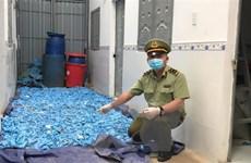 Phối hợp điều tra, xử lý 47 tấn rác thải y tế tại Bình Dương