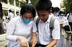 Bộ Giáo dục công bố kết quả đối sánh điểm thi THPT và điểm học bạ